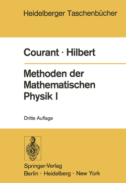 Methoden der Mathematischen Physik I von Courant,  R., Hilbert,  D.