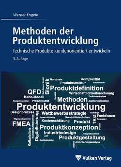 Methoden der Produktentwicklung von Engeln,  Werner