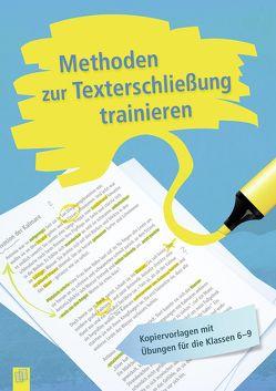 Methoden zur Texterschließung trainieren von Redaktionsteam Verlag an der Ruhr