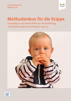 Methodenbox für die Krippe von Bostelmann,  Antje, Fink,  Michael