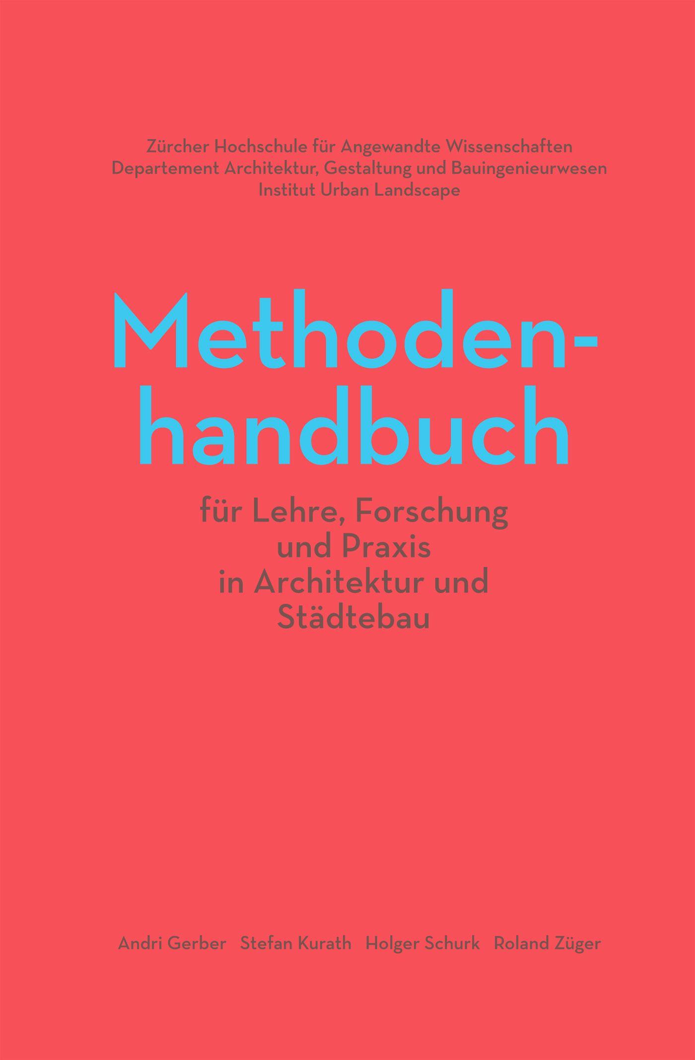 Architekt Lehre methodenhandbuch für lehre forschung und praxis in architektur und s