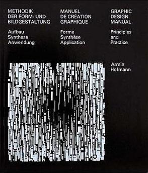 Methodik der Form- und Bildgestaltung von Hofmann,  Armin