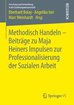 Methodisch Handeln – Beiträge zu Maja Heiners Impulsen zur Professionalisierung der Sozialen Arbeit von Bolay,  Eberhard, Iser,  Angelika, Weinhardt,  Marc