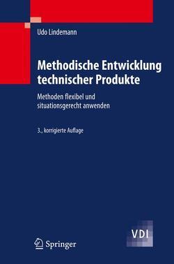 Methodische Entwicklung technischer Produkte von Lindemann,  Udo