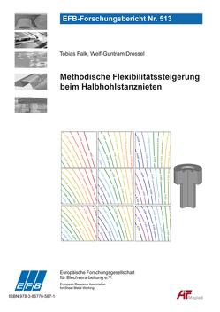 Methodische Flexibilitätssteigerung beim Halbhohlstanznieten von Drossel,  Welf-Guntram, Falk,  Tobias