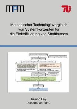Methodischer Technologievergleich von Systemkonzepten für die Elektrifizierung von Stadtbussen von Fay,  Tu-Anh