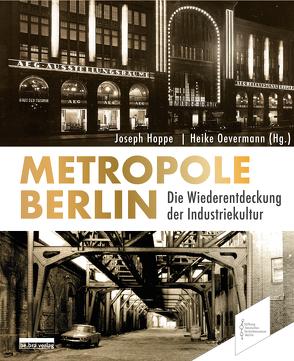 Metropole Berlin von Hoppe,  Joseph, Oevermann,  Heike