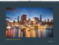 Metropolen 2019 von KUNTH Verlag
