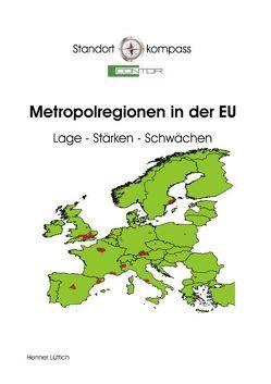 Metropolregionen in der EU von Lüttich,  Henner
