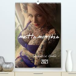 metta.morphin Wandkalender -Spirituelle Erotik- 2021 (Premium, hochwertiger DIN A2 Wandkalender 2021, Kunstdruck in Hochglanz) von Visual Photography & metta.morphin,  Indie