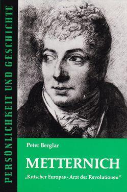 Metternich von Berglar,  Peter, Franz,  Günther