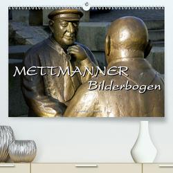 Mettmanner Bilderbogen 2021 (Premium, hochwertiger DIN A2 Wandkalender 2021, Kunstdruck in Hochglanz) von Haafke,  Udo