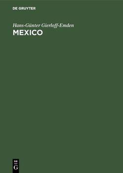 Mexico von Gierloff-Emden,  Hans Guenter