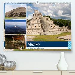 Mexiko im Auge des Fotografen (Premium, hochwertiger DIN A2 Wandkalender 2020, Kunstdruck in Hochglanz) von Roletschek,  Ralf