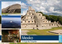 Mexiko im Auge des Fotografen (Wandkalender 2019 DIN A3 quer) von Roletschek,  Ralf
