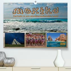 Mexiko – verliebt in ein atemberaubendes Land (Premium, hochwertiger DIN A2 Wandkalender 2020, Kunstdruck in Hochglanz) von Roder,  Peter