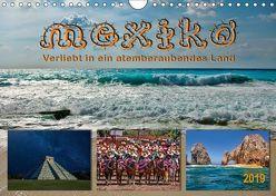 Mexiko – verliebt in ein atemberaubendes Land (Wandkalender 2019 DIN A4 quer) von Roder,  Peter