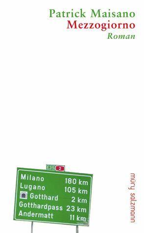 Mezzogiorno von Maisano,  Patrick