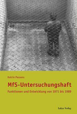 MfS-Untersuchungshaft von Passens,  Katrin