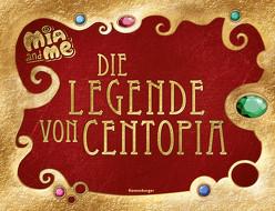Mia and me: Die Legende von Centopia von Pütz,  Karin, Studio 100 Media GmbH / m4e AG