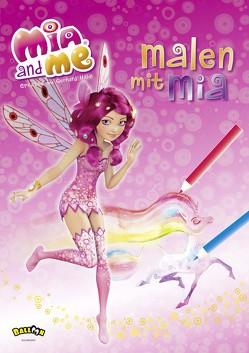 Mia and me – Malen mit Mia