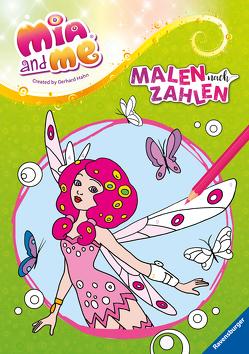 Mia and me: Malen nach Zahlen von Studio 100 Media GmbH / m4e AG