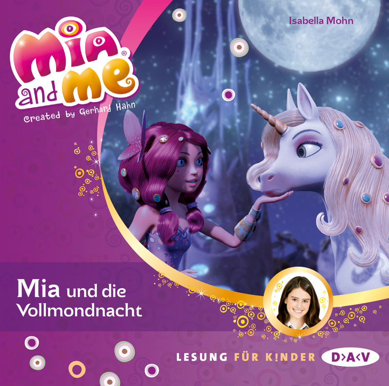 mia and me teil 11 mia und die vollmondnacht 1 cd von. Black Bedroom Furniture Sets. Home Design Ideas