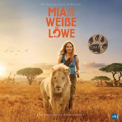 Mia und der weiße Löwe – Das Fanbuch zum Film von Hald,  Katja, Maistre,  Prune de