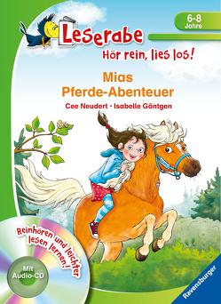 Mias Pferde-Abenteuer von Göntgen,  Isabelle, Neudert,  Cee
