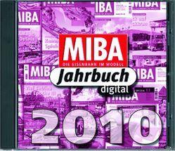 MIBA Jahrbuch digital 2010 von MIBA