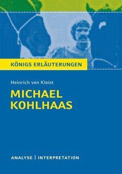 Michael Kohlhaas von Heinrich von Kleist. von Jürgens,  Dirk, Kleist,  Heinrich von