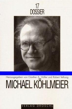 Michael Köhlmeier von Höfler,  Günther A, Vellusig,  Robert
