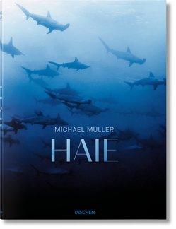 Michael Muller. Haie von Cousteau,  Philippe, JR, Kock,  Dr. Alison, Müller,  Michael, Nelson,  Arty