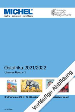 MICHEL Ostafrika 2021/2022 von MICHEL-Redaktion