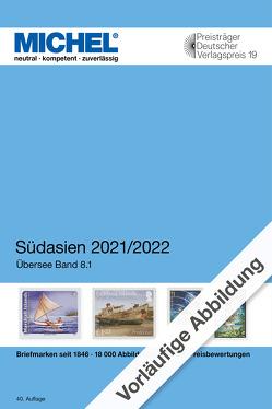 MICHEL Südasien 2021/2022 von MICHEL-Redaktion