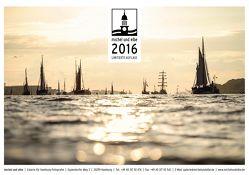michel und elbe Kalender 2016 – Farbe von Schmidt-Wiethoff,  Andreas