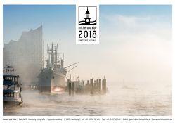 michel und elbe Kalender 2018 – Farbe von Schmidt-Wiethoff,  Andreas