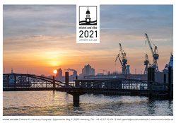 michel und elbe Kalender 2021 – Farbe von Schmidt-Wiethoff,  Andreas