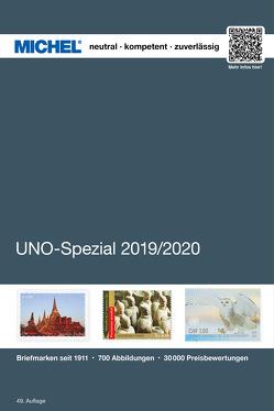 MICHEL UNO-Spezial 2020 von MICHEL-Redaktion
