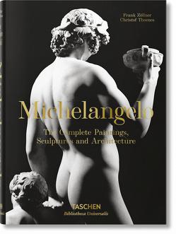 Michelangelo. Das vollst. Werk. Malerei, Skulptur, Architektur von Thoenes,  Christof, Zöllner,  Frank