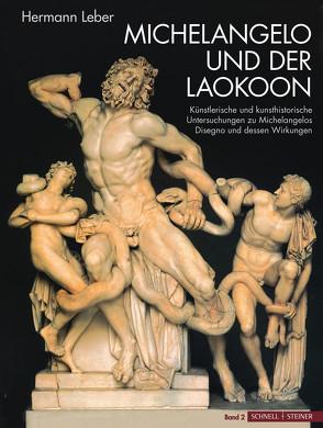 Michelangelo und der Laokoon von Leber,  Hermann