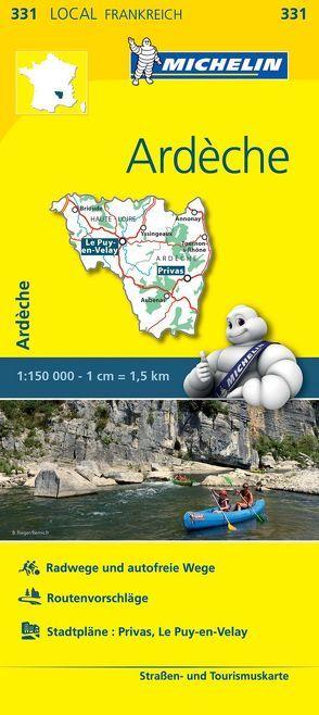 Michelin Ardeche-Haute Loire