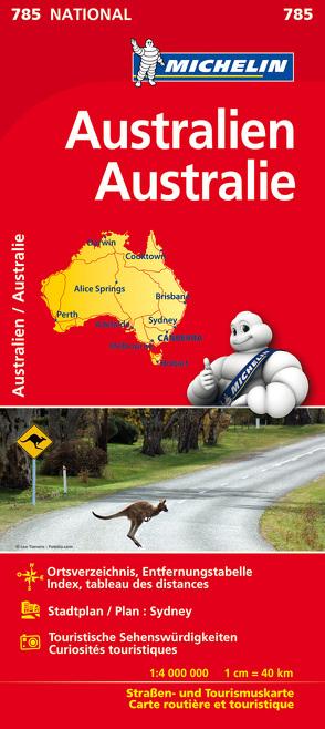 Michelin Australien
