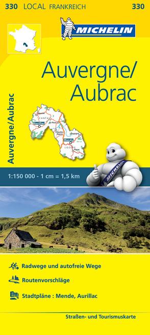 Michelin Auvergne-Aubrac