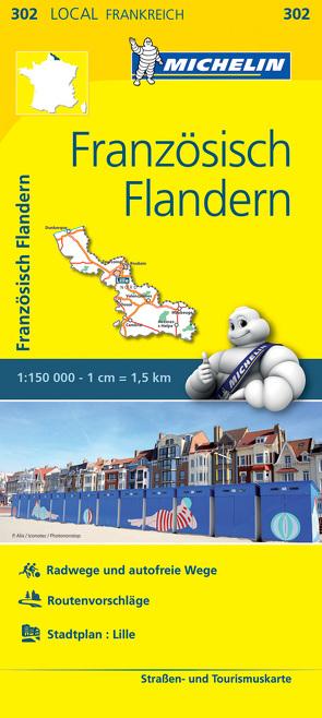 Michelin Französisch Flandern