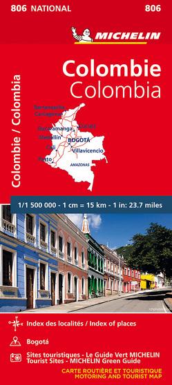 Michelin Kolombien