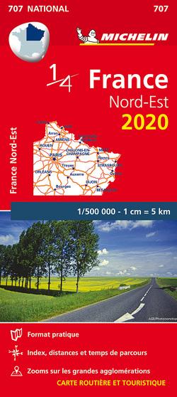 Michelin Nordostfrankreich