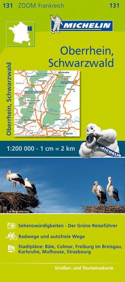 Michelin Oberrhein, Schwarzwald