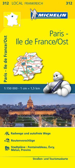 Michelin Paris – Ile de France / Ost
