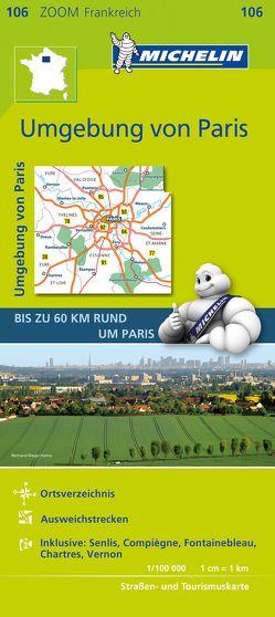 Michelin Paris und Umgebung von MICHELIN